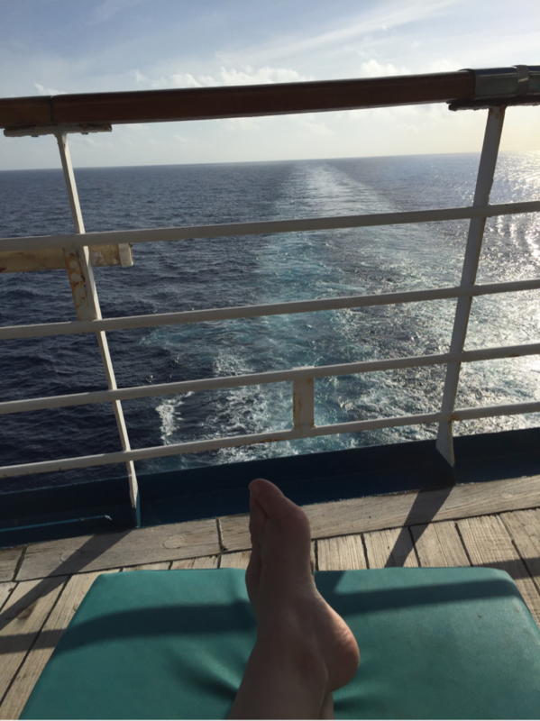 My favorite place! - Carnival Fantasy