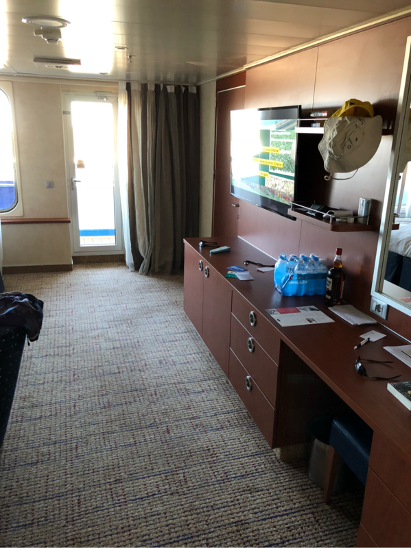 Carnival Elation cabin U79
