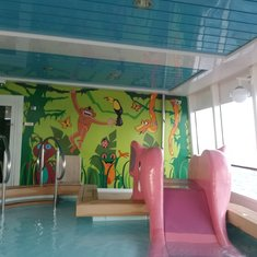 Kids Club on Norwegian Jade