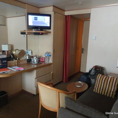 Main Deck Stateroom # 2621