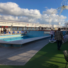 Lido Pool on Pacific Jewel