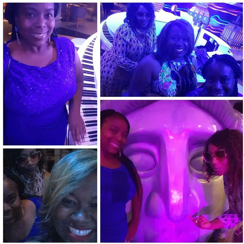 Loved the Piano Bar!! - Carnival Elation