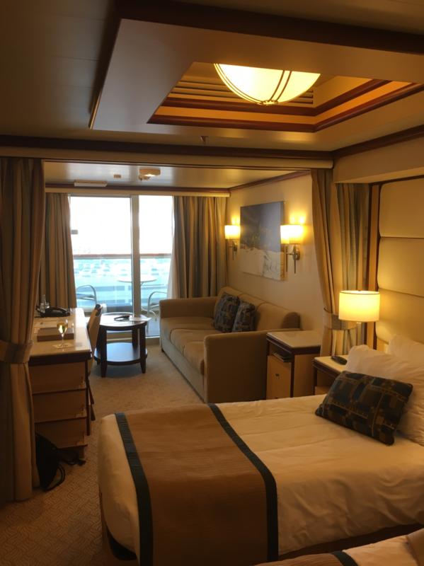 Mini Suite Cabin Category Qo Regal Princess