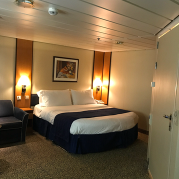 Interior Stateroom on Serenade of the Seas