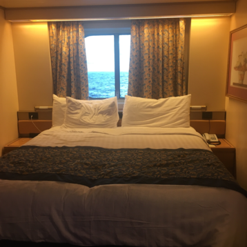 Large Oceanview Stateroom on Oosterdam