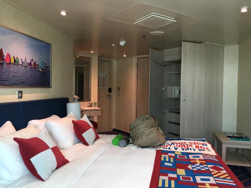 Carnival Vista cabin 2495
