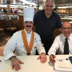 Culinary show - do not miss