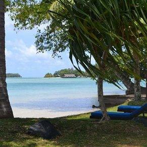 The Laigon (Lagoon) Resort, Vanuatu