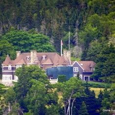 Alexander Graham Bell Home