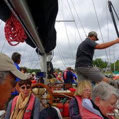 Amoeba schooner