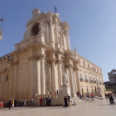 Church in Syracuse, Sicily