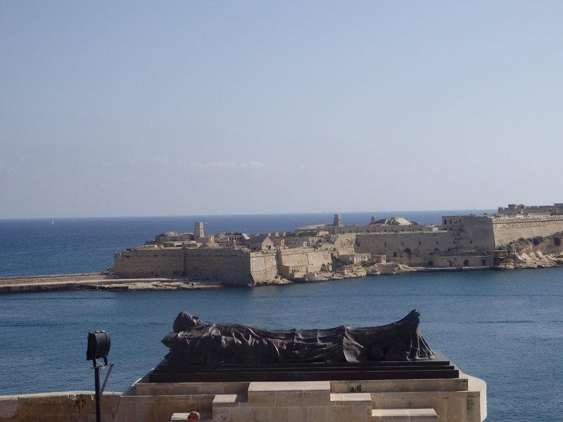 Valletta, Malta - Fort St. Elmo - Valletta
