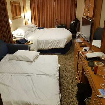 Superior Balcony Stateroom on Radiance of the Seas