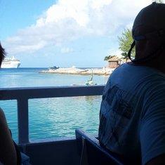 Leaving Coco Cay