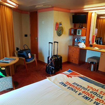 Premium Vista Balcony Stateroom on Carnival Conquest