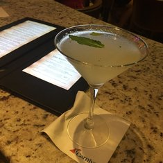 Moitjo martini (very good)