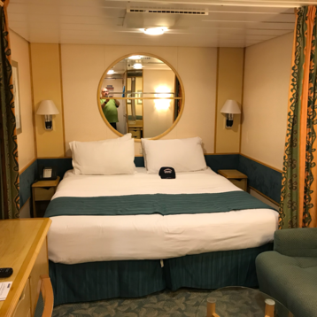 Interior Stateroom on Independence of the Seas