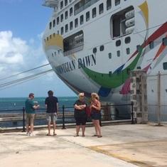 Disembarkation