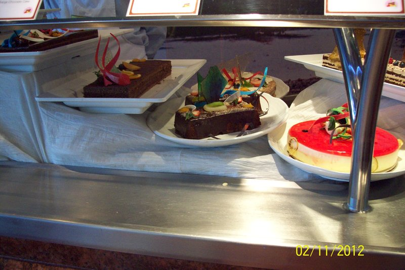 Carnival Magic, Dining, Grand Buffet