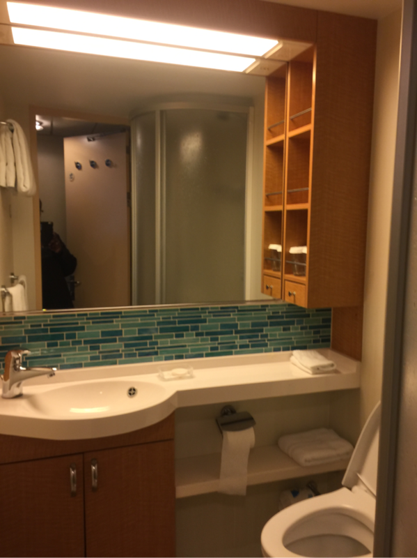 Oasis of the Seas cabin 12655