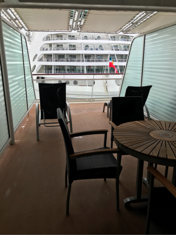 Celebrity Concierge Class Cabin Category W4 Celebrity Summit
