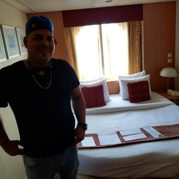 Oceanview Stateroom on Celebrity Summit