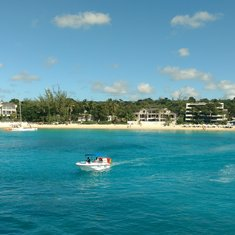 View of Barbados