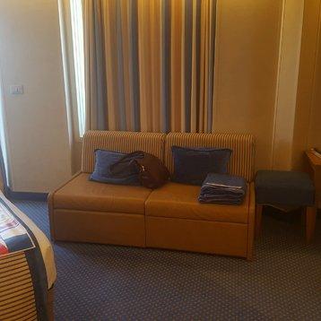 Premium Vista Balcony Stateroom on Carnival Sunshine