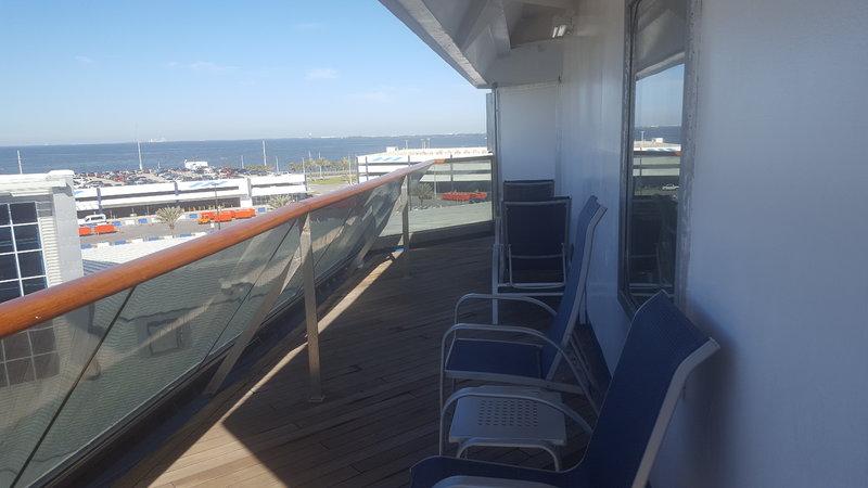 Carnival Sunshine cabin 6346