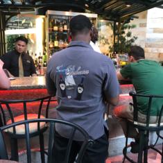Trellis Bar on Allure of the Seas