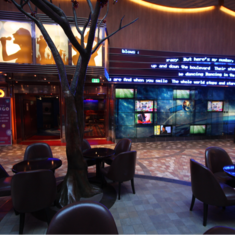 On Air Club on Allure of the Seas