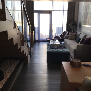Crown Loft Suite with Balcony on Harmony of the Seas