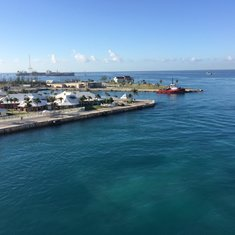Hello Freeport, Bahamas!