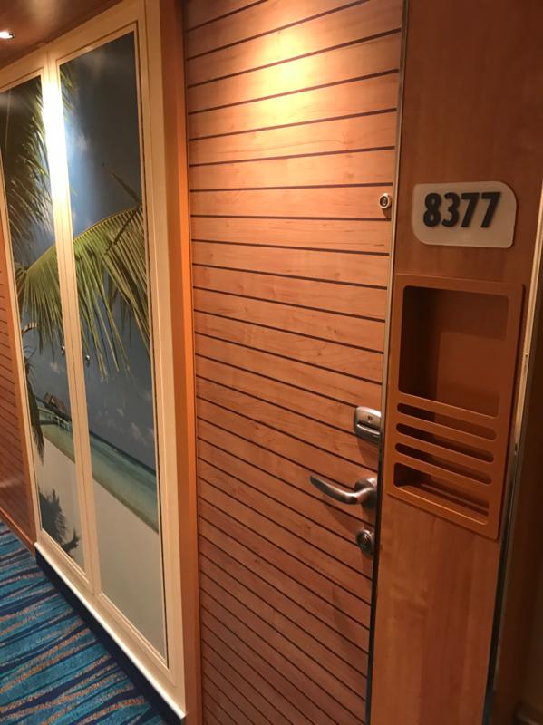 Standard Balcony Cabin Category 8d Carnival Vista