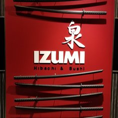 Izumi Japanese Cuisine on Allure of the Seas