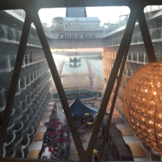 Diamond Club on Oasis of the Seas