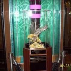 Lobby on Carnival Magic