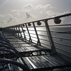 Deck 12 of Adventure of the Seas
