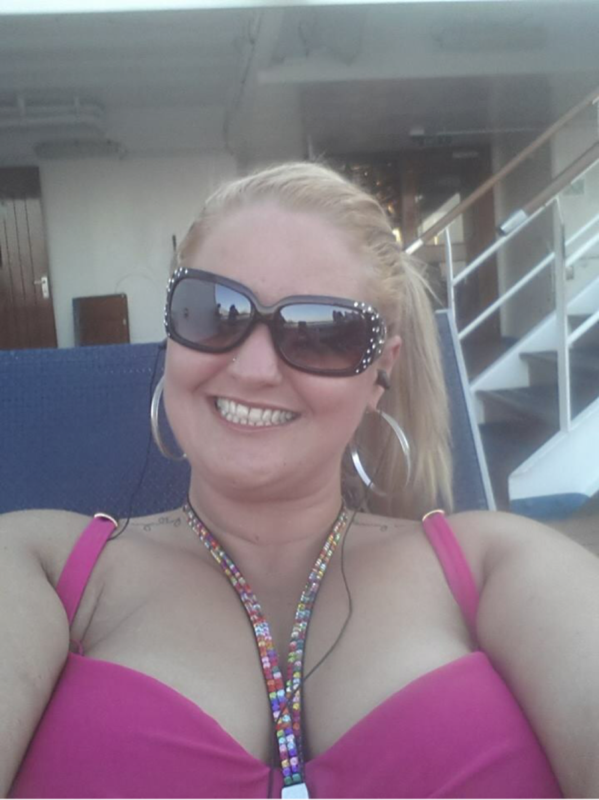Day 1 of our 8 Day Cruise on the Dream!  - Carnival Dream