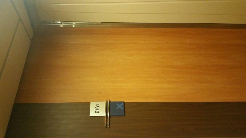 Celebrity Silhouette cabin 6161