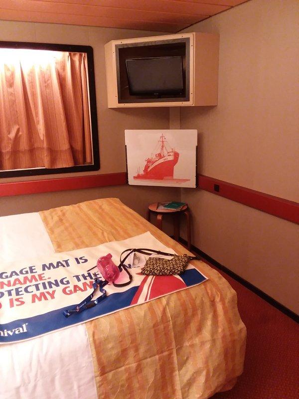 Carnival Paradise cabin U203