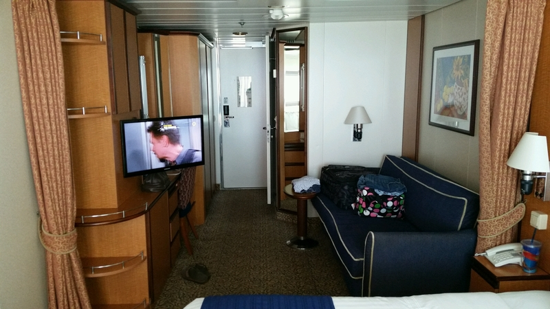 Balcony Cabin 7176 On Brilliance Of The Seas Category D2