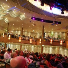 Broadway Theater on Rhapsody of the Seas