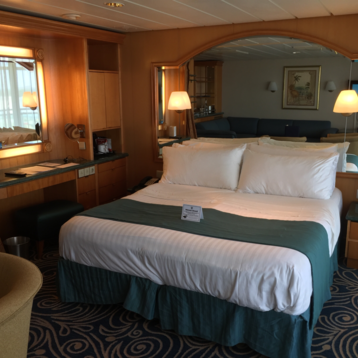 Grand Suite with Balcony on Rhapsody of the Seas