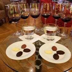 Napa Wine Bar on Pride of America