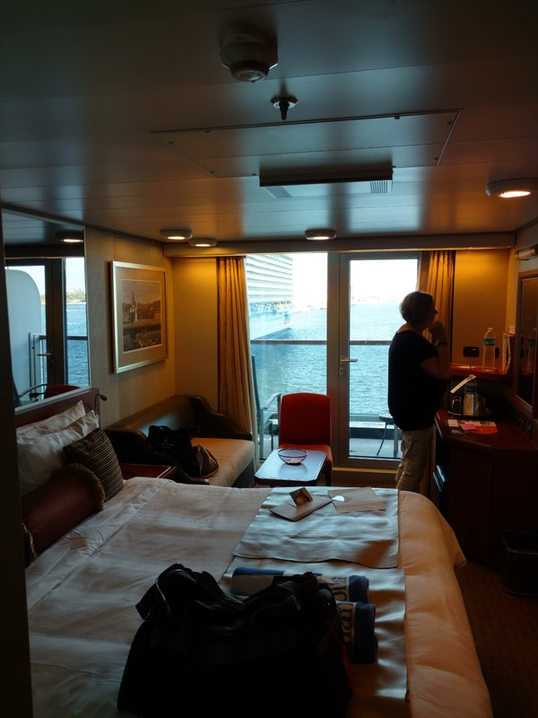 Verandah Stateroom Cabin Category Ml Eurodam