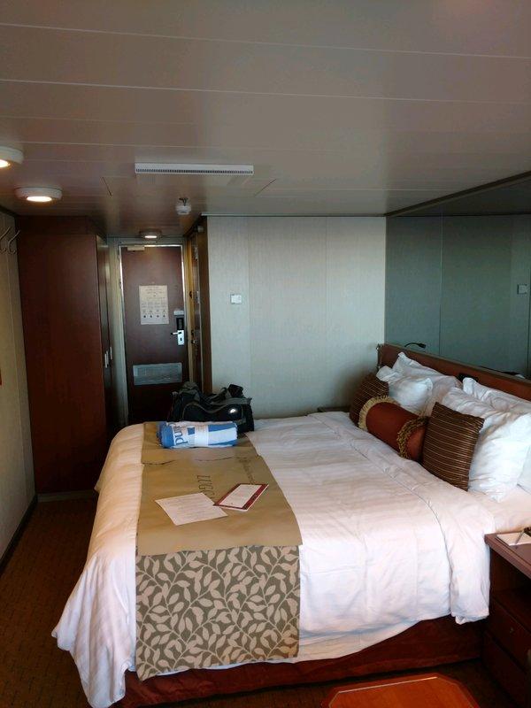 Verandah Stateroom Cabin Category Ml Eurodam