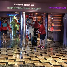 Gatsby''s Great Bar on Carnival Elation