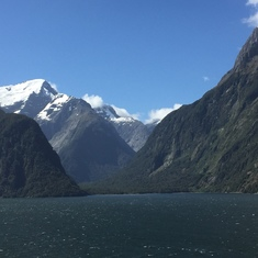 Cruise Doubtful Sound - New Zealand Forge
