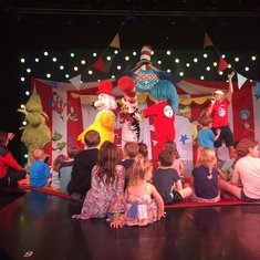 Seuss at Sea Parade & Story time